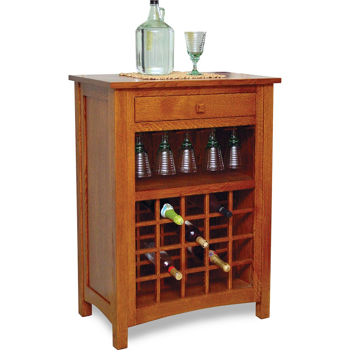 dining wine cabinet