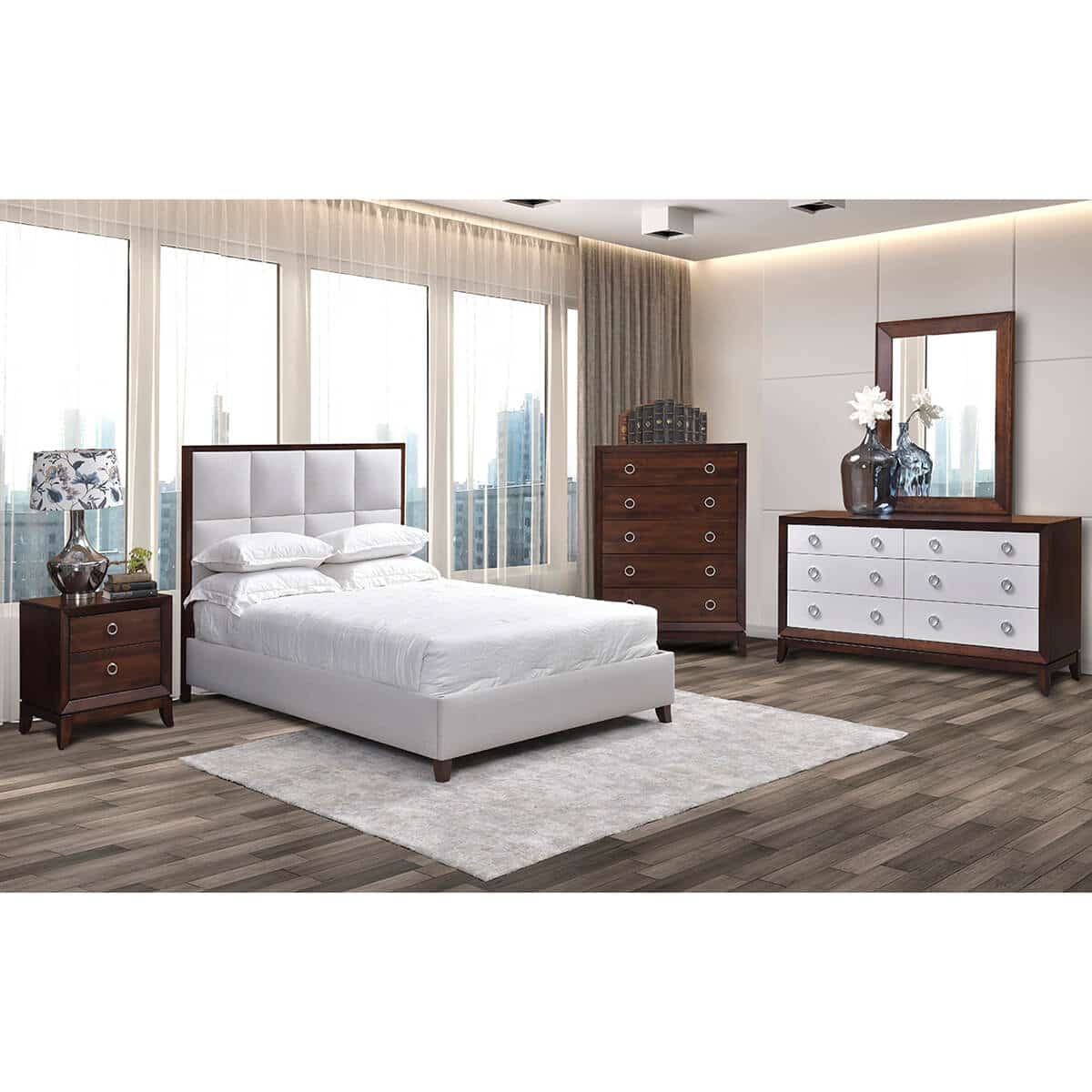 Uptown Bedroom Collection