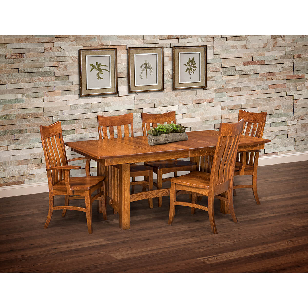 Bellingham Trestle Dining Collection