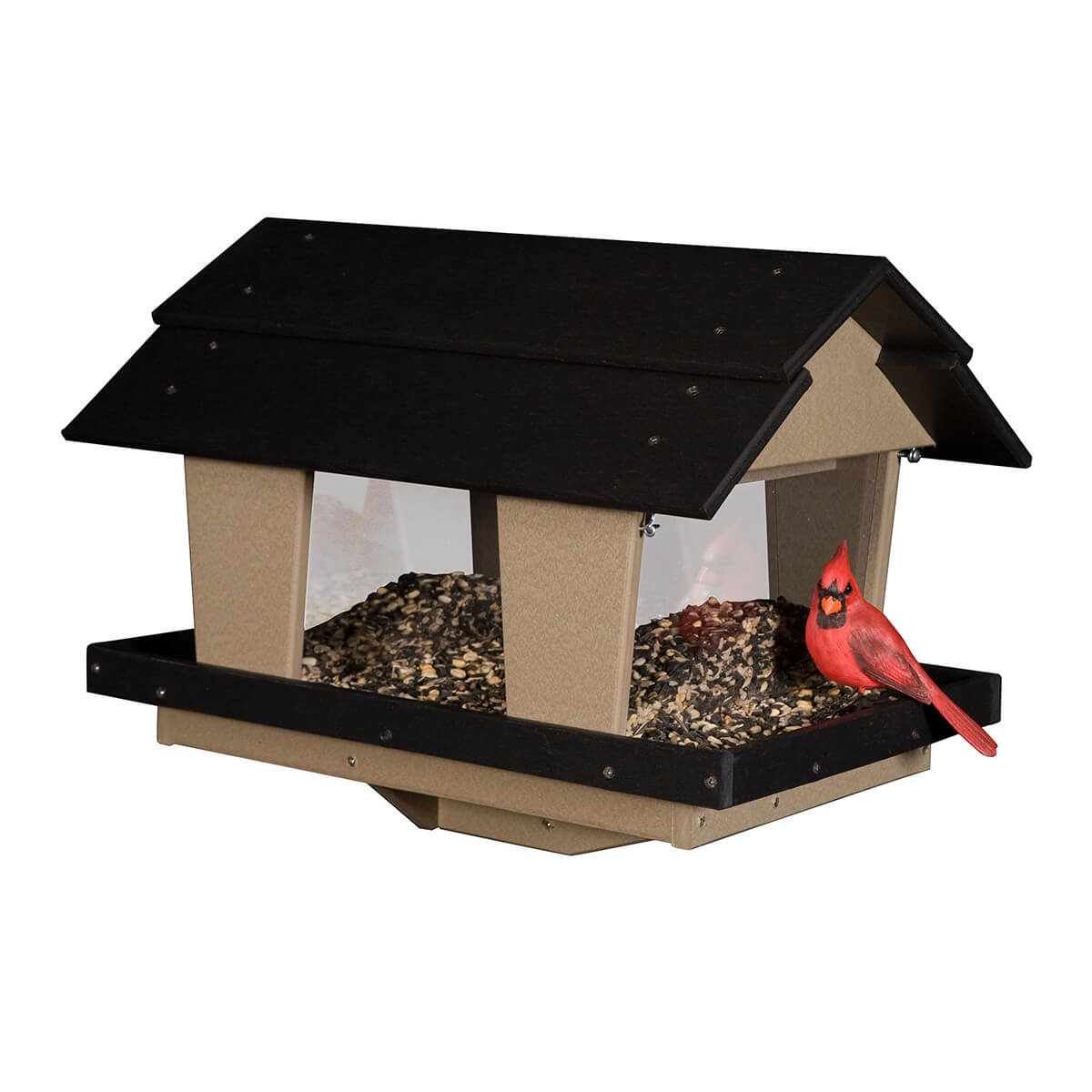 outdoor bird feeders