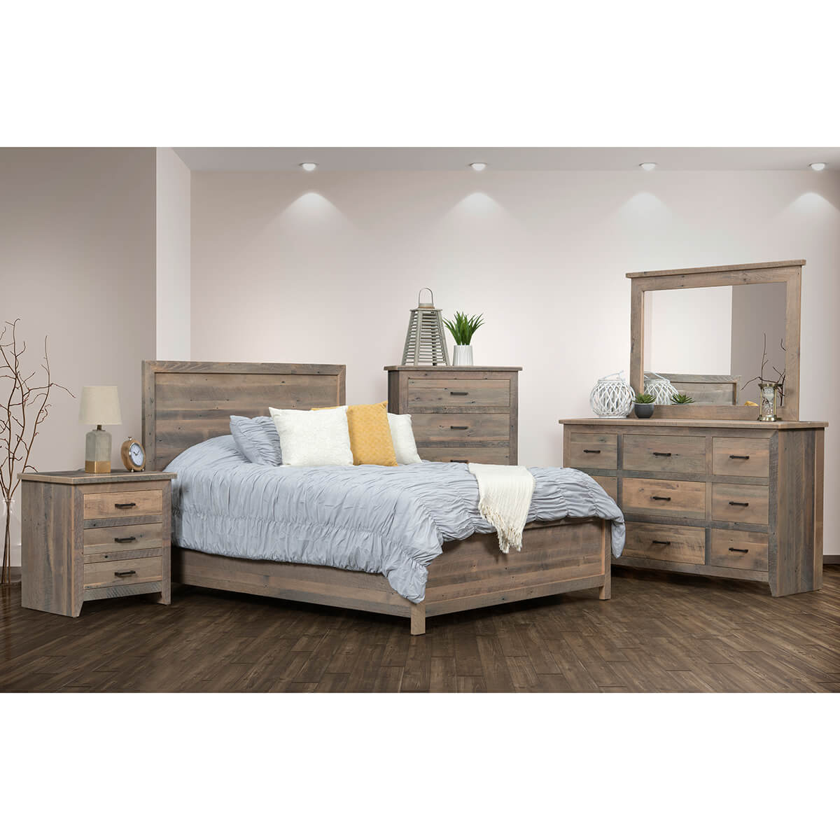 Midland Bedroom Collection
