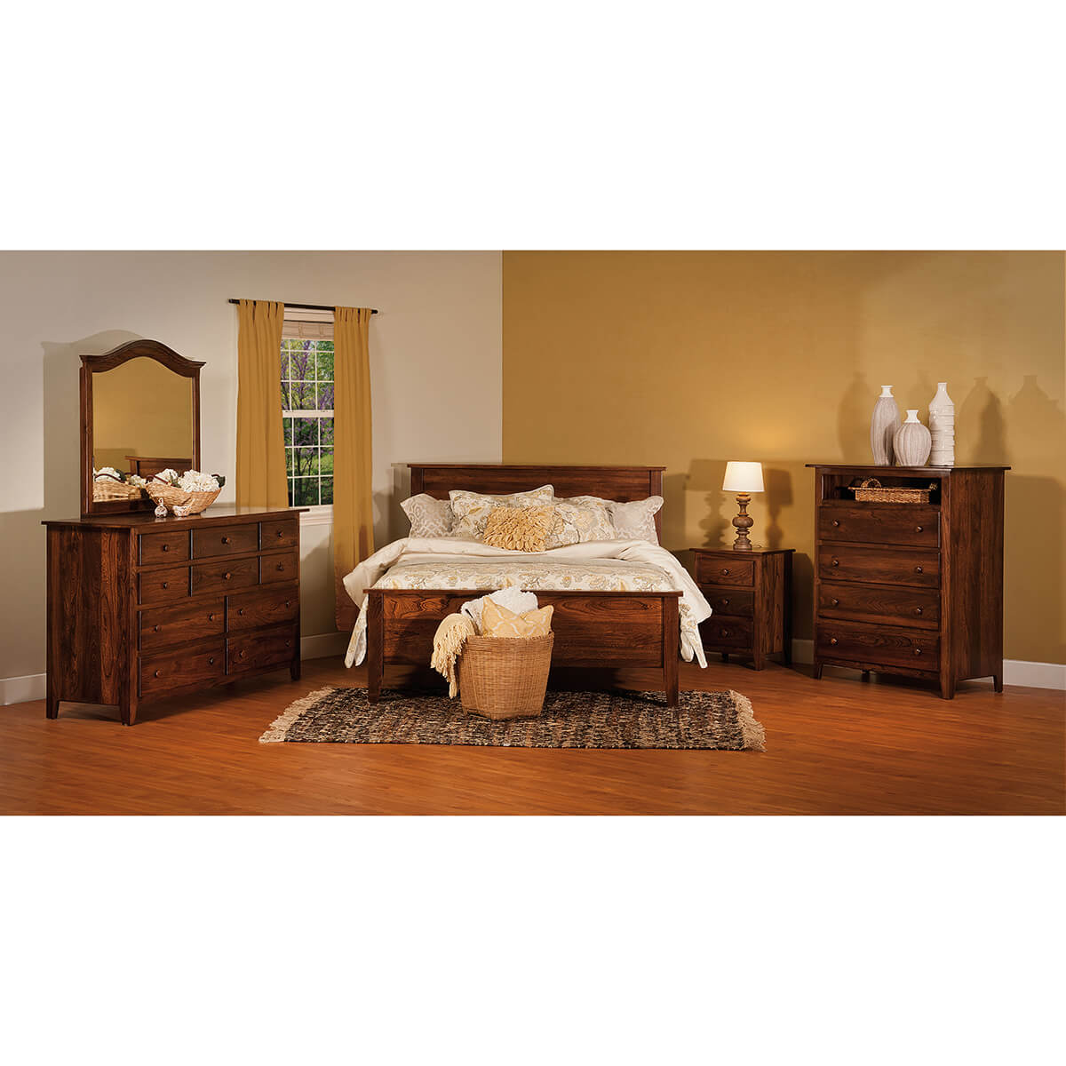 Shaker Bedroom Collection