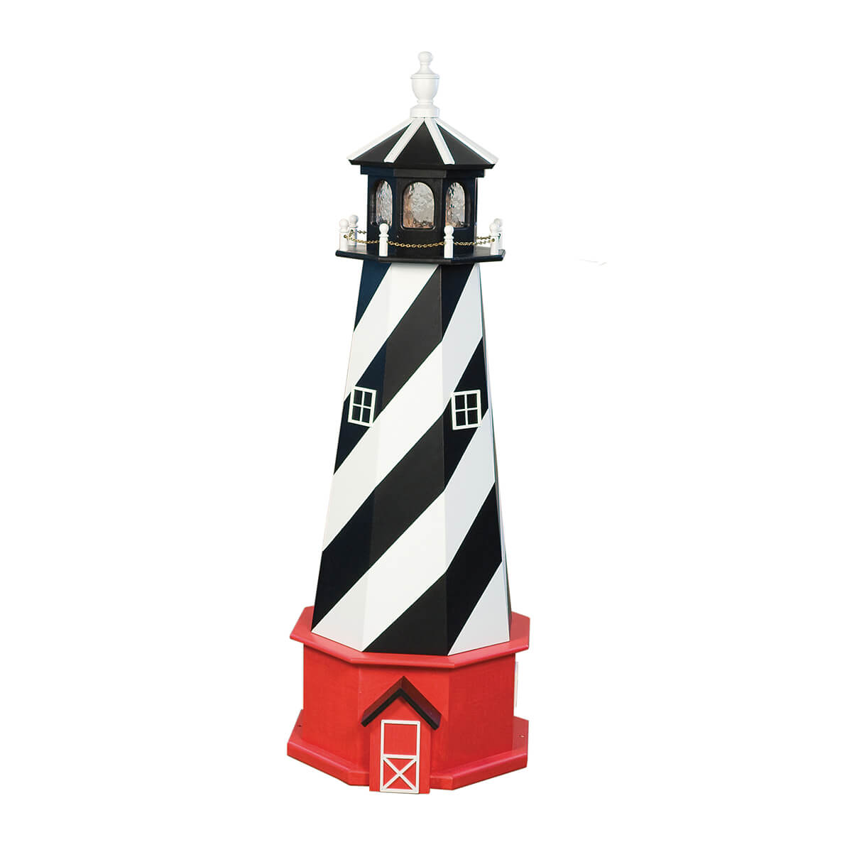 Cape Hatteras Lighthouse – Wood
