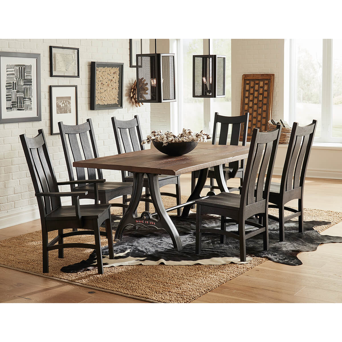 Country Shaker Dining Room Collection