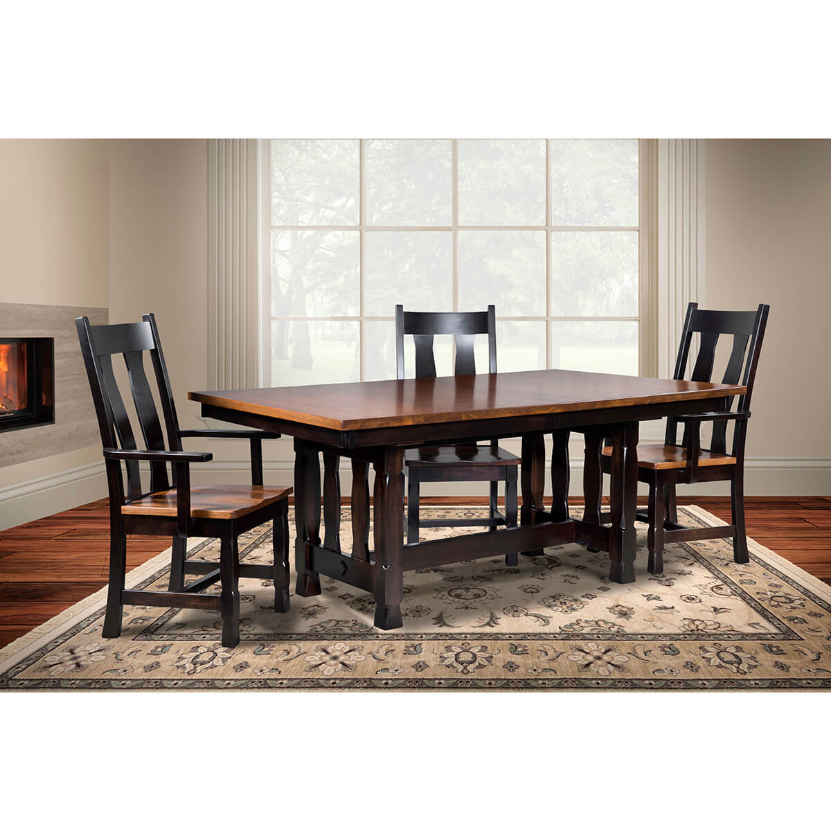 Rock Island Dining Collection