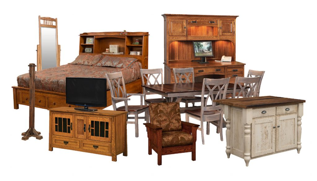 furniture pieces