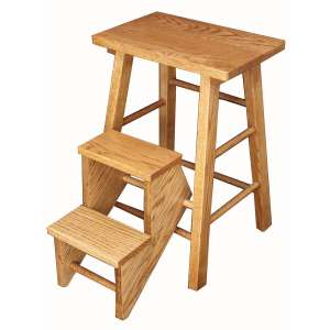 Stools Solid Wood German Heritage Furniture Chester Ia