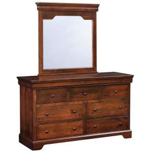 Dressers Solid Wood American Made German Heritage
